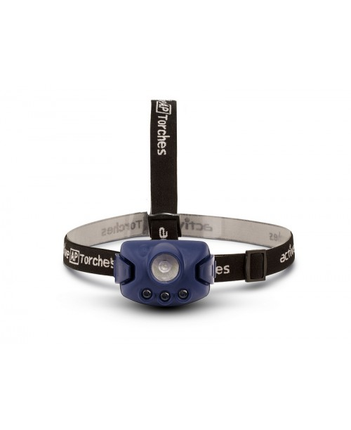 A51111 75 LUMENS TRI MODE HEADTORCH  *** SALE PRICE 2 FOR £16.00 ***